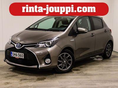 käytetty Toyota Yaris 1,5 Hybrid Premium 5ov - Suomi-Auto, Peruutuskamera, Navigoitnijärjestelmä, 2x Alut, Moottorilämmitin