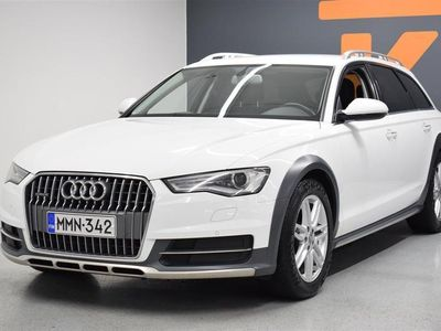 käytetty Audi A6 Allroad quattro Land of quattro Edit 3,0 V6 TDI 140kW S tronic *Webasto, Nahka-Alcantara*