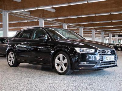 käytetty Audi A3 Sportback Business Sport 2,0 TDI 135 kW quattro S tronic