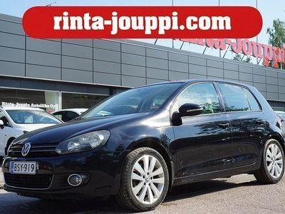 käytetty VW Golf Highline 1,4 TSI 118 kW 4-ovinen - Suomiauto, Vetokoukku, Lohkolämmitin, Juuri Katsastettu