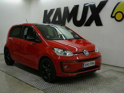 käytetty VW up! up! move1,0 55 kW (75 hv) / 2X RENKAAT / ILMASTOINTI / AJOTIETOKONE /