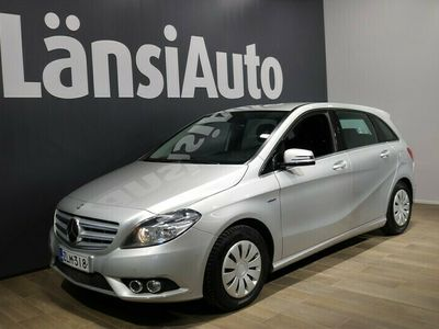käytetty Mercedes B180 CDI BE // Facelift, Vetokoukku, Lohko+sisäp //