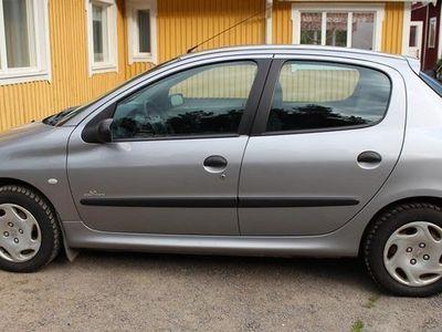 käytetty Peugeot 206