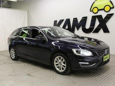 käytetty Volvo V60 D4 Business Advanced Aut. / BI-XENONIT / VOC / VETOKOUKKU