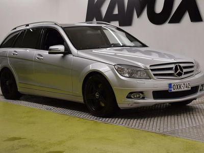 käytetty Mercedes C350 CCDI 4MATIC Farmari (AC) 4ov 2987cm3 A