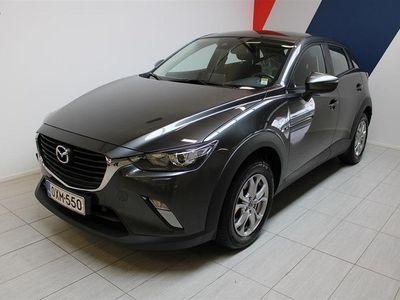 käytetty Mazda CX-3