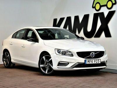 käytetty Volvo S60 D4 | R-Design | VoC | 190hv