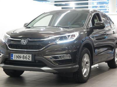 käytetty Honda CR-V 1,6 Diesel Executive Sensing AT