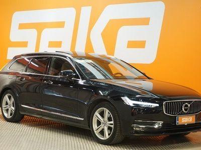 käytetty Volvo V90 T5 INSCRIPTION aut ** TULOSSA, SOITA 020 703 2610 **