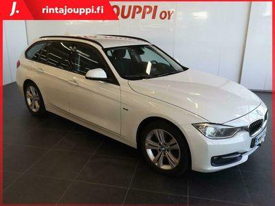 käytetty BMW 320 320 F31 Touring d TwinPower Turbo A xSport Edition *** J. autoturva saatavilla, 6kk korotonta!, J. ko