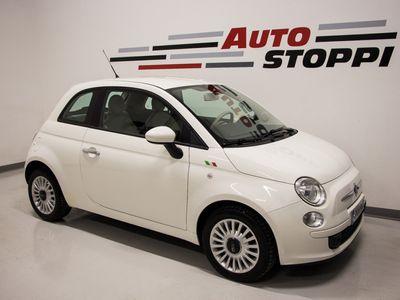 käytetty Fiat 500 Italia 1,2 8v 69 hv Bensiini ** Jakohihna vaihdettu 11/2020 ** 1-Omistaja **