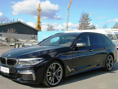 käytetty BMW M550 550 d G31 Huippuvarusteilla! OVH 187 k€! Takuu ja huoltosopimus! Vaihto ja rahoitus.