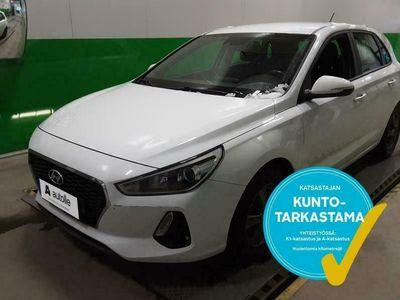 käytetty Hyundai i30 *TALOUDELLINEN* 1,4 T-GDI 7DCT fresh plus. Tarkastettuna, Rahoituksella, Kotiin toimitettuna!