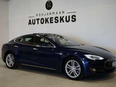 käytetty Tesla Model S 85 - Kotiintoimitus - Supercharging / Panoraama / Pilot / Led / Kamera