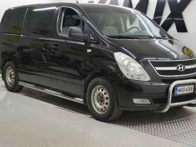 käytetty Hyundai H-1 2,5 CRDi 125kW UEFA Edition Wagon / ISTUIMET 8:LLE / VETOKOUKKU / VAKKARI /
