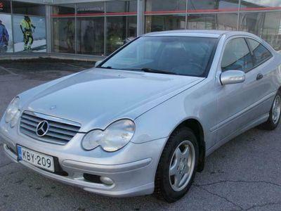 käytetty Mercedes C180 CCoupe /