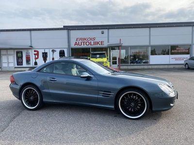 käytetty Mercedes SL500 TYYLIKÄS AVO V8