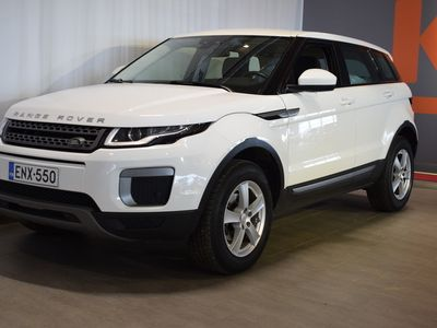 käytetty Land Rover Range Rover evoque eD4 (2wd) PURE