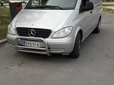 used Mercedes Vito 115cdi.keskipitkä autom