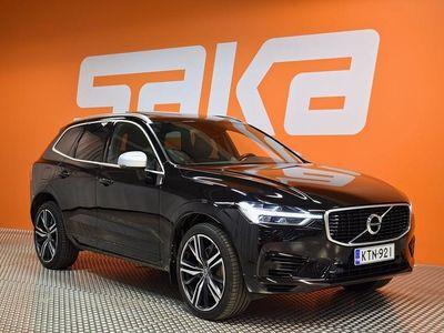käytetty Volvo XC60 T8 AWD R-Design aut ** 1-om Suomiauto / Webasto / Pilot Assist / BLIS / Bowers&Wilkins / Kamera / Na