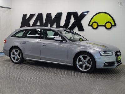 käytetty Audi A4 Avant 2,0 TDI clean diesel 140 kW quattro S tronic