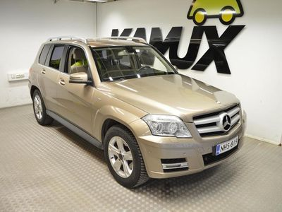 käytetty Mercedes GLK250 CDI BE 4Matic A Premium Business
