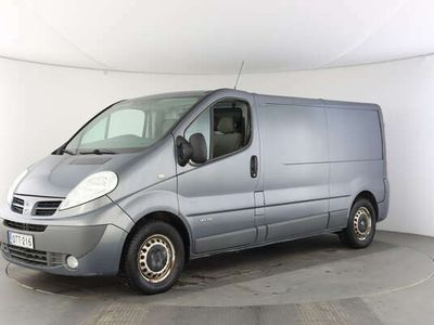 käytetty Nissan Primastar Van L2H1 M9R-A 2,0 dCi 115 DPF 6M/T EURO5 Glazed FD Glazed SSD Comfort