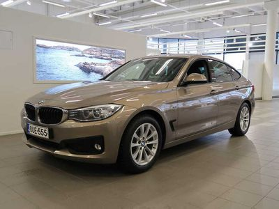 käytetty BMW 320 Gran Turismo GRAN TURISMO F34 320D TWINPOWER TURBO A BUSINESS A
