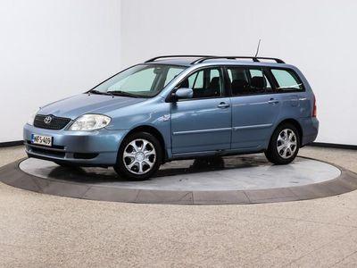 käytetty Toyota Corolla 1.6 VVT-i Terra Wagon - Vaatii korjauksia!