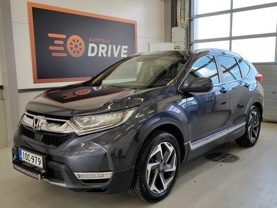 käytetty Honda CR-V Executive AWD AT 193 hv *SUPERVARUSTEET*