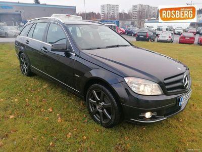 käytetty Mercedes C200 CDI Avantgarde T