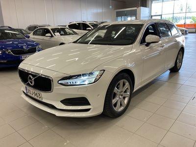 käytetty Volvo V90 CC D4 Momentum ** 1-om Suomiauto / Moritz-nahka / A / Lane Keeping Aid **