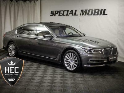käytetty BMW 740 740 Le iPerformance A xDrive / Pure Excellence/ B&W / Nightvision / Hieronta / DA+ / HUD