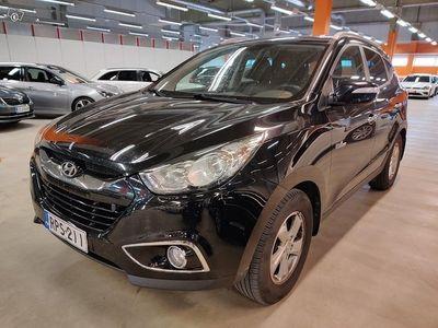 käytetty Hyundai ix35 1,6 GDI 6MT ISG Comfort ** Suomi-auto / Vakkari / P-tutka / Lohkolämmitin **