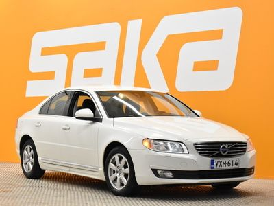 käytetty Volvo S80 D2 Kinetic aut ** Suomiauto / Webasto / Cruise / CitySafety / Kahdet renkaat **