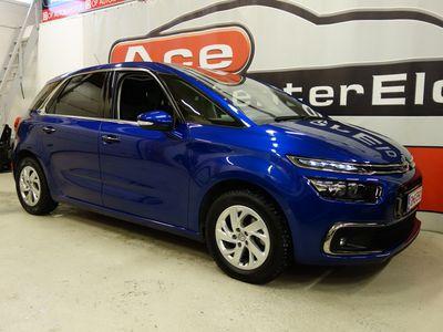 käytetty Citroën C4 Picasso PURETECH 130Hv INTESIVE BUSINESS PANORAMA AUTOM HUOL:2/2021