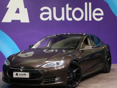 käytetty Tesla Model S *UPEA* P85. Tarkastettuna, Rahoituksella, Kotiin Toimitettuna!