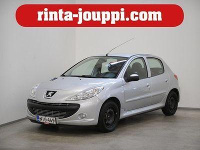 käytetty Peugeot 206+ 75 Millesim 200 Limited 5-ov - Ilmastointi, sähköikkunat edessä, Käsiraha rahoitukselle alk. 0 euroa
