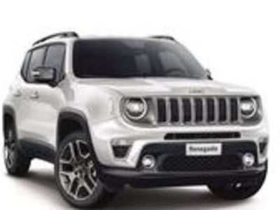 käytetty Jeep Renegade PHEV 4xe 190hv Limited
