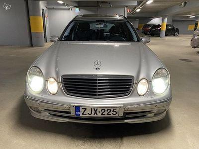 käytetty Mercedes E320 CDI -04