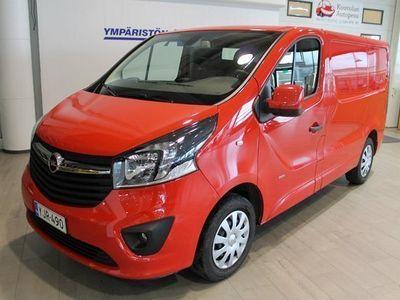 käytetty Opel Vivaro Van Edition L1H1 1,6 CDTI BiT 92 (MY17.A