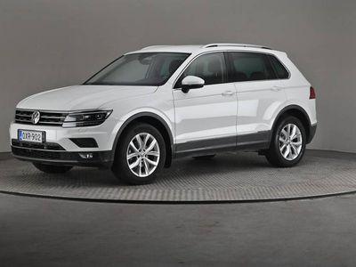 käytetty VW Tiguan Highline 2,0 TDI SCR 110 4MOTION DSG(19) -Vetokoukku, Navi Webasto-