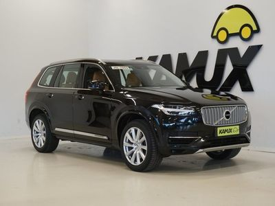 käytetty Volvo XC90 T8 Twin Engine AWD Inscription aut / HUD / NAVI / NAHKA / KAMERA / ADAPTIIVINEN VAKKARI / PANORAAMA