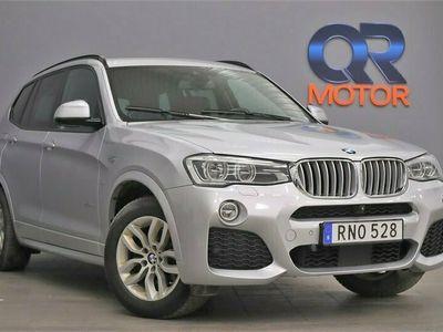 käytetty BMW X3 X3xDrive 30d M-Sport/ Hud / Panorama / Harman/Kardon 258hp