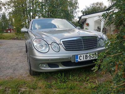 käytetty Mercedes E240 2.6
