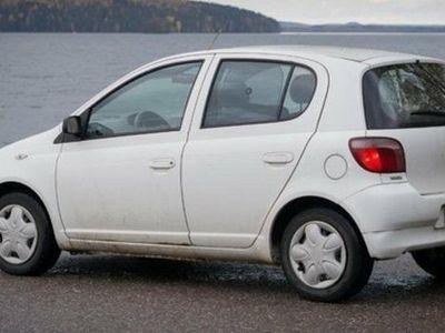 käytetty Toyota Yaris pikkuvikainen