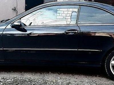 käytetty Mercedes CLK320