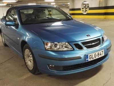 second-hand Saab 9-3 Cabriolet 1.8t Vector