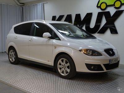 käytetty Seat Altea XL 2,0 TDI 4WD Copa Plus ** Navi / Automaatti-ilmastointi / Bluetooth yms**