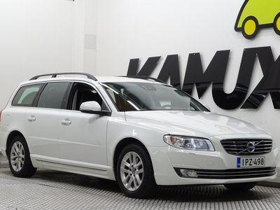 käytetty Volvo V70 D4 Classic / Adapt.Cruise / Digimittaristo / Kaistavahti / VOC / Vetokoukku / AktiiviXenon